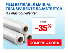 Film estirable manual