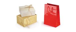 Embalajes para regalo y comercio