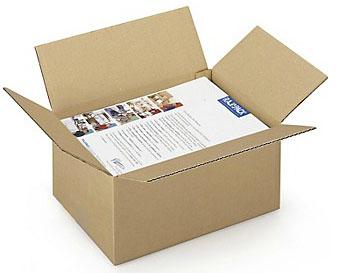 Caja para documentos
