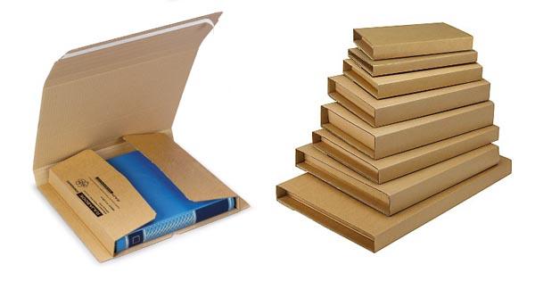 Embalaje para libros