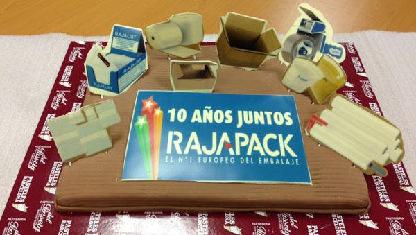 10º Aniversario Rajapack