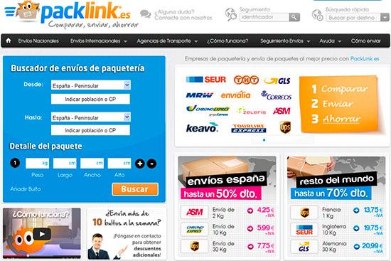 Packlink_web