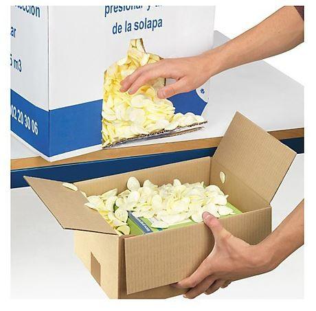 Chips-embalaje