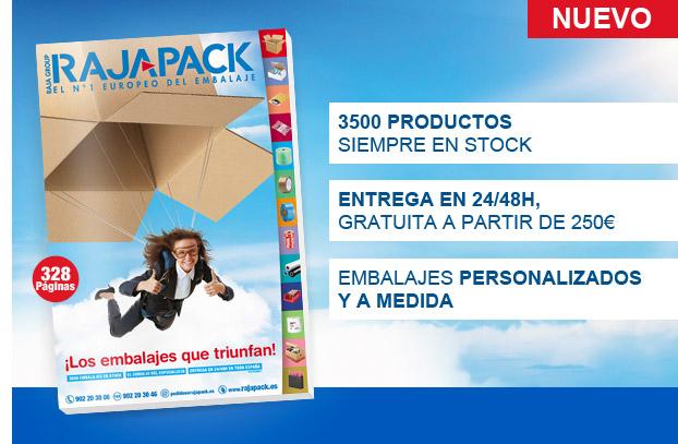 Catálogo Rajapack 2015