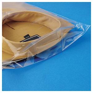 Bolsas de plástico transparente de polipropileno