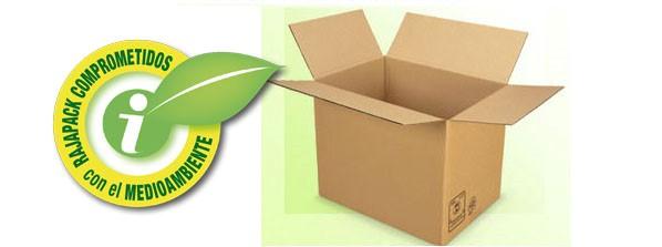 Caja de cartón ecológico