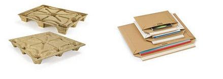 Formatos de embalaje ecológico