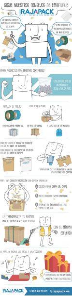 Consejos embalajes
