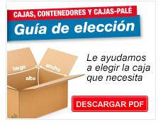 guia de elección caja de cartón