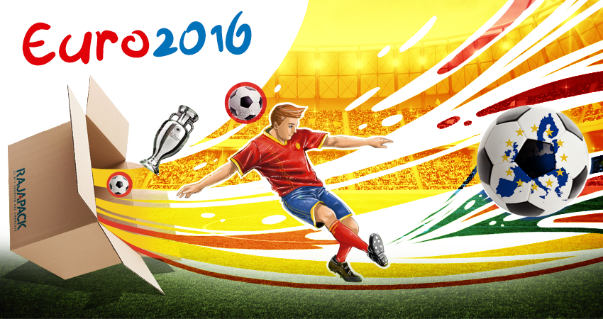5 momentos en los que el embalaje te acerca la Eurocopa