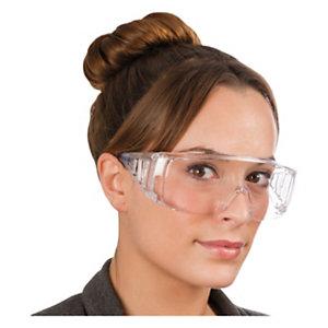 Gafas panorámicas protección de plástico - Rajapack
