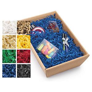 Virutas de papel relleno de colores sizzlepack - Rajapack