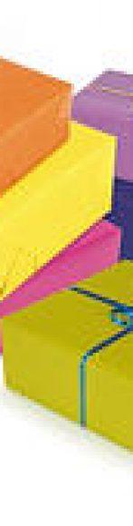 papel regalo colores vivos
