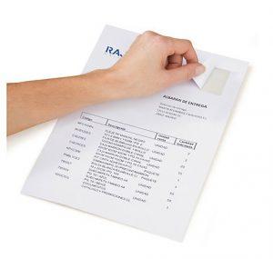 Etiqueta adhesiva para facilitar las devoluciones en los ecommerce