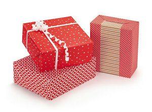 Papel de regalo blanco y rojo, san valentín
