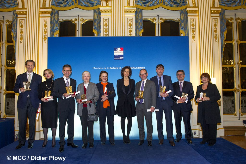 El Grupo RAJA recibe el premio por su exposición