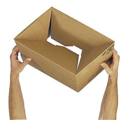 Caja automontable Variabox