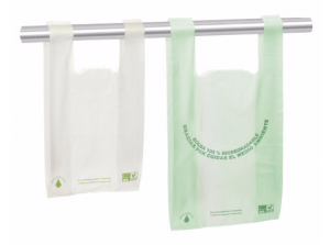 Bolsas de plástico biodegradables de Rajapack