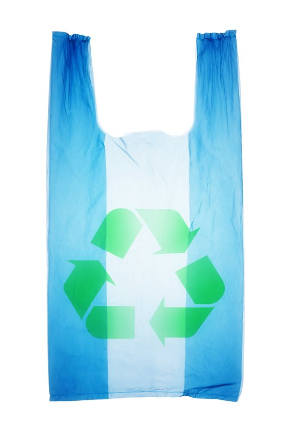 Las bolsas de plástico deberán contener información sobre su reciclaje