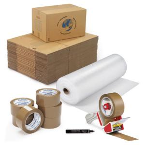 Kit de embalaje para mudanzas