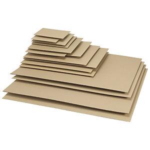 Separador de cartón para cajas de mudanza