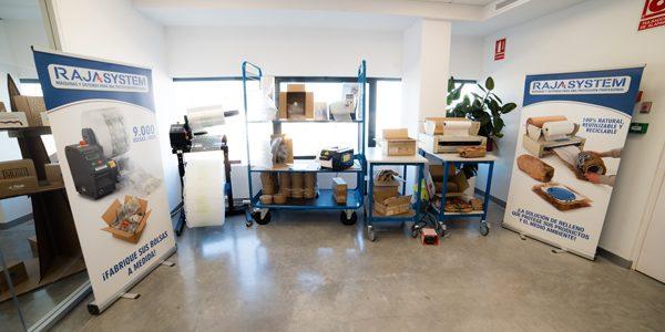showroom—maquinas