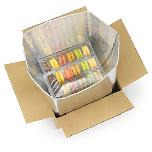 cajas isotérmicas para mantener la temperatura de los alimentos