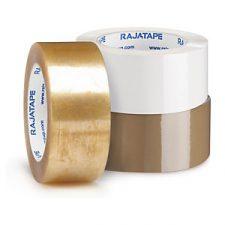Cinta adhesiva de polipropileno adhesión superior RAJATAPE