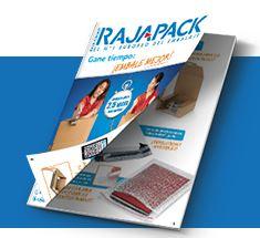 Catálogo Rajapack Portada