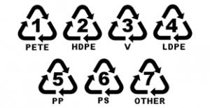 Etiqueta distinción plástico