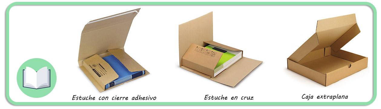 Proteger y enviar un libro por correos