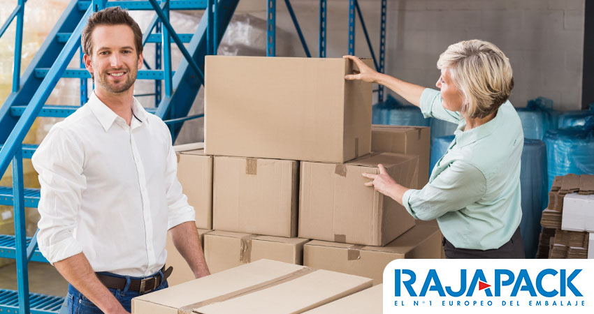 Cómo ahorrar en el embalaje de tu e-commerce con las cajas adaptables en altura