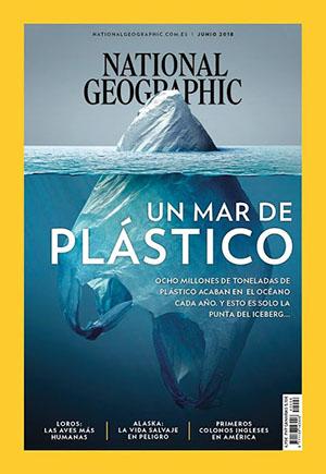 National Geographic: Un mar de plástico