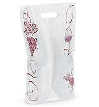 Bolsa para botellas racimo de uva