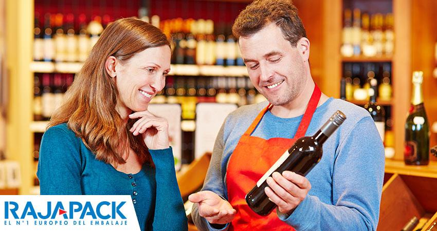 Estuches y bolsas para botellas: cuáles elegir en tu tienda gourmet