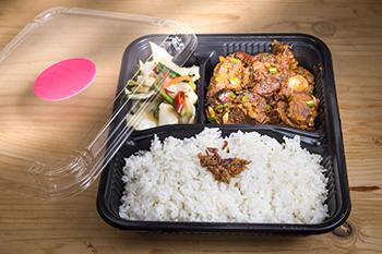 Smart packaging en alimentación: la etiqueta cambia de color en función del estado de conservación de la comida