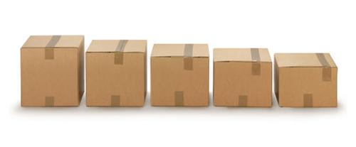 Cajas de cartón de altura variable de Rajapack para controlar el peso volumétrico de tus envíos