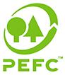 PEFC - Símbolo etiqueta