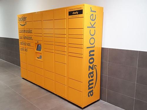 Amazon Locker, una mejora para la logística urbana