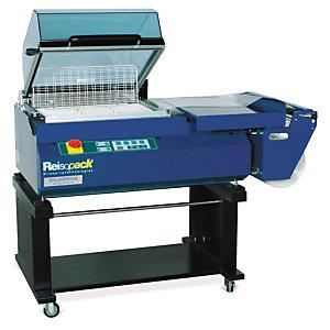 Máquina retractiladora para paquetes medianos