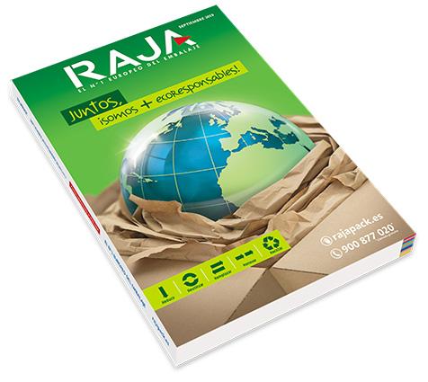 Nuevo catálogo RAJA Setiembre 2019