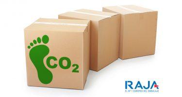 Cómo reducir la huella de carbono del embalaje