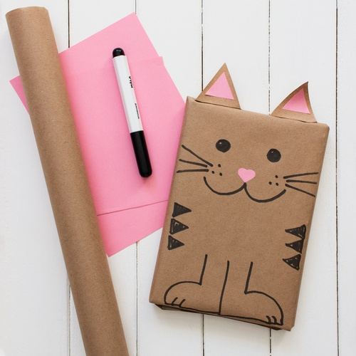 Ideas para reutilizar las bolsas de papel